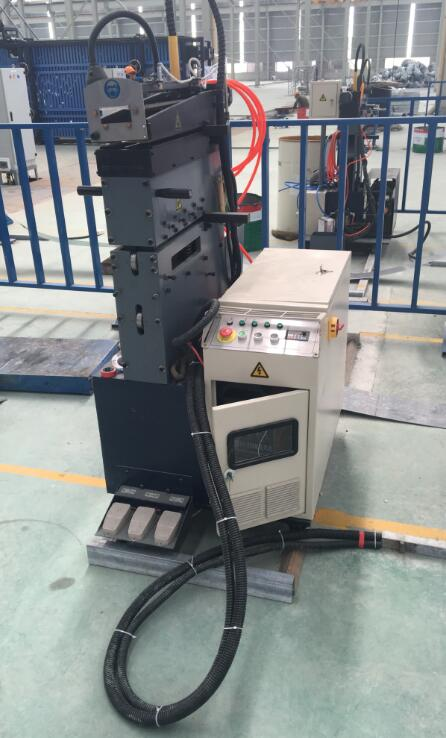 2-ZG32 Automatic shear and welding machine
